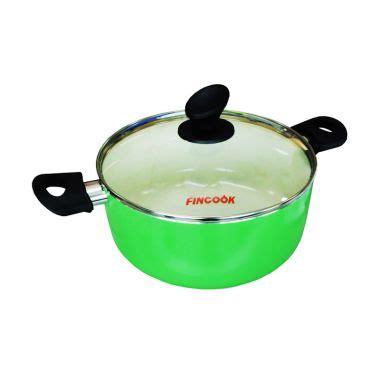 Panci Fincook jual fincook ceramic ceratinum oven cdo2003 green
