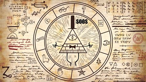 gravity falls bill cipher wheel gravity falls bill cipher wheel www pixshark com