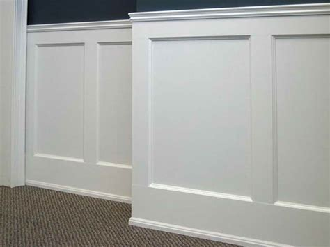 Raised Panel Wainscoting Kit Product Amp Tools What Is Wainscoting With The Carpet What