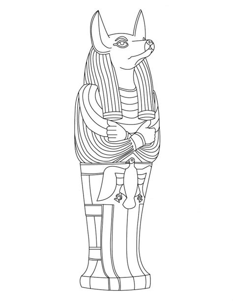 egyptian coloring book pages free printable ancient egypt coloring pages for kids