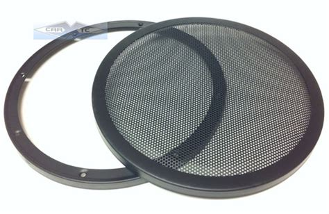 Grill Subwoper 12inc 12 inch mesh speaker grill sub woofer protection