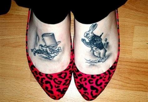 rabbit foot tattoo rabbit