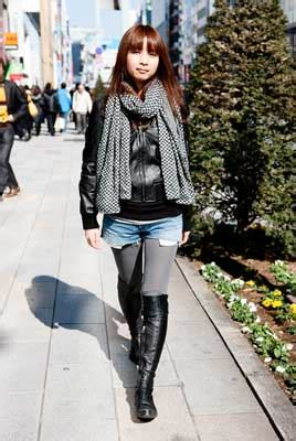 Situs Fashion Korean Style Comby Leather Shirt 06 march 2010 style trends in japan web japan
