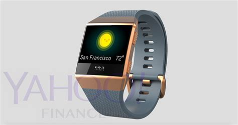 stepping out living the fitbit life the new yorker the fitbit smartwatch leaks out promises 4 days of