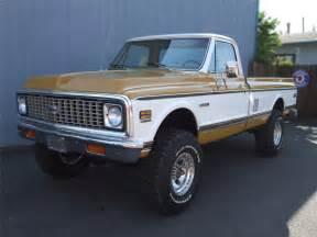 1972 Chevrolet Cheyenne 1972 Chevrolet Cheyenne 4x4 79111