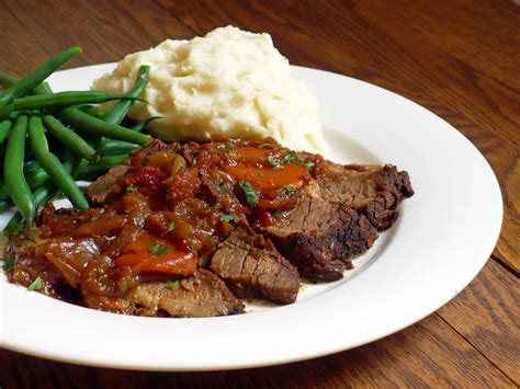 coca cola braised beef brisket food people want