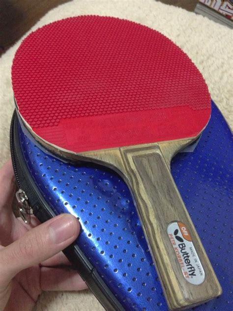 world rubber st ぐっちぃ 8年間コルベルstを使い続けたら こうなりました ぐっちぃの卓球活動日記 wrm