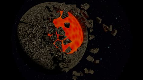 blender tutorial exploding planet exploding planet in blender by vinnieharned on deviantart