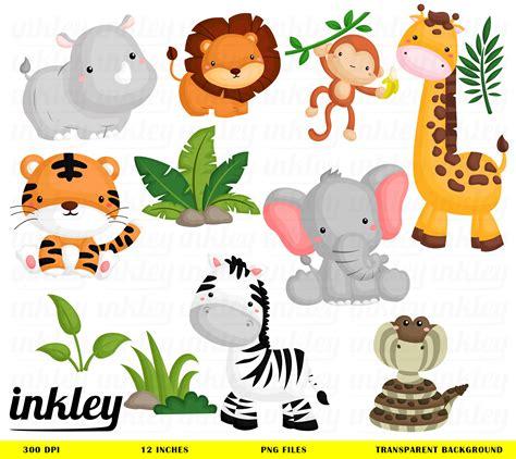 animali clipart jungle animal clipart jungle clip jungle animal png