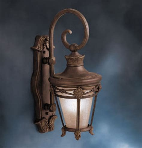 Outdoor Wall Sconces Clearance 9196lzg r kichler outdoor wall sconce discontinued item