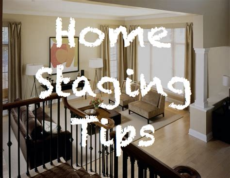 how to stage a house home staging tips for your kamloops home