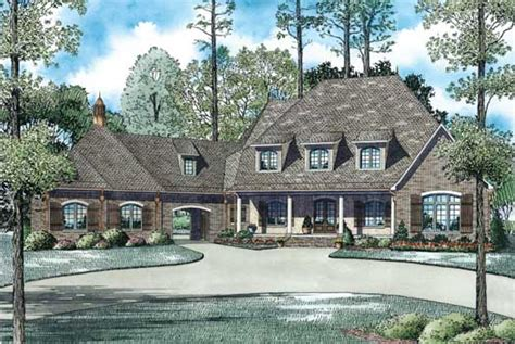 2 story european house plans european style house plans 6004 square foot home 2 story 6 bedroom and 6 bath 4