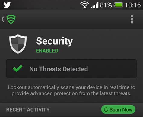 android antivirus reviews lookout security antivirus review 2014 review pc advisor