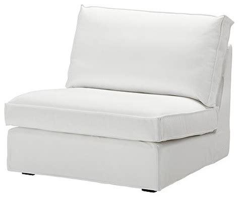 armless desk chair ikea kivik one seat section white ikea scandinavian