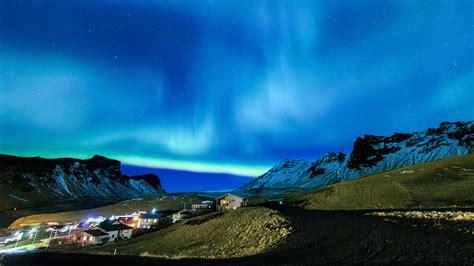 travel deals iceland northern lights year s glacier lagoon 6 days 5 nights iceland