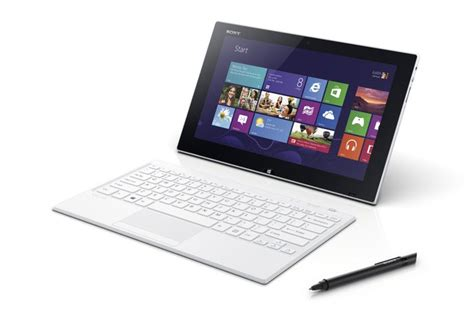 Notebook Tablet Sony on sony vaio tap 11 tablet windows tertipis di dunia hardwarezone co id
