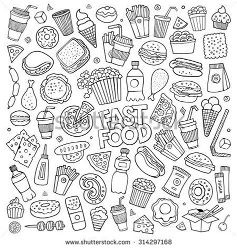 doodle foods best 25 object drawing ideas on objects to