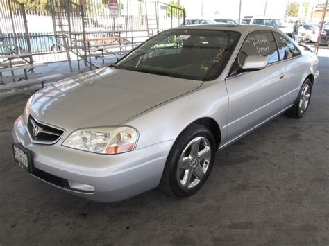 2001 acura cl type s cars and vehicles gardena ca