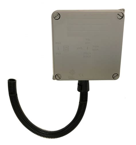 Kamera Dummy Box cable management box for dummy or real cctv cameras