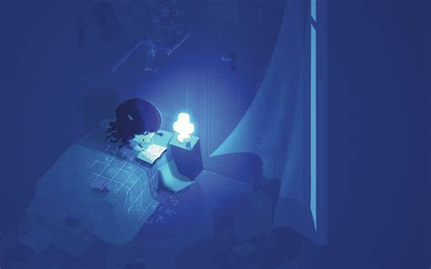 Bedroom Lamp reading at night by pascal campion on storybird