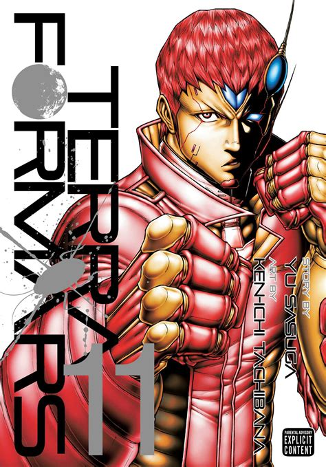 terra formars vol 20 books terra formars vol 11 book by yu sasuga kenichi