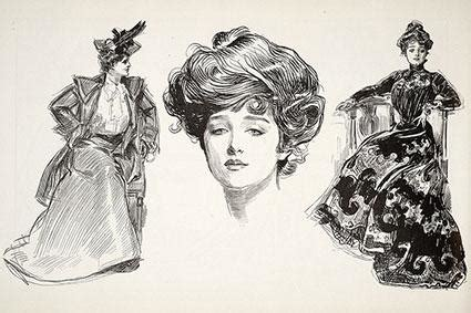1000 images about fashion 1900 1909 hairstyles on womens fashion history from 1900 to 1939 lovetoknow