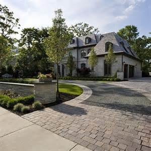 driveway circle design new home inspiration pinterest