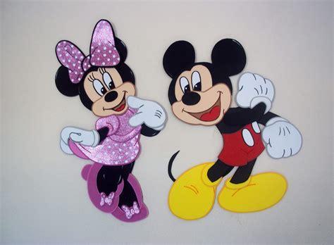 Mickey Minie mickey e minnie painel ateli 234 gotinha de lim 227 o elo7