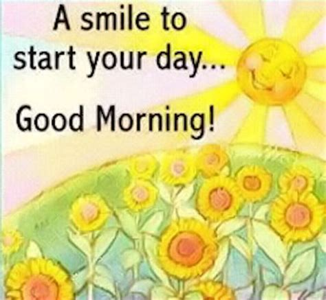 What A Way To Start A Day by A Smile To Start Your Day Pictures Photos And Images For