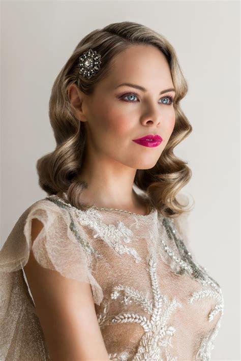 Vintage Bridal Hair Tutorial by 17 Best Ideas About Vintage Bridal Makeup On