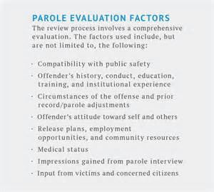about the virginia parole board