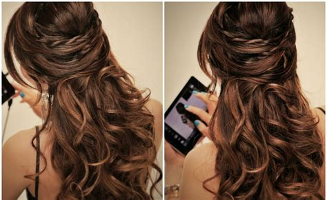 simple hairstyles hd images desktop for long hair of hd simple hair hairstyle women