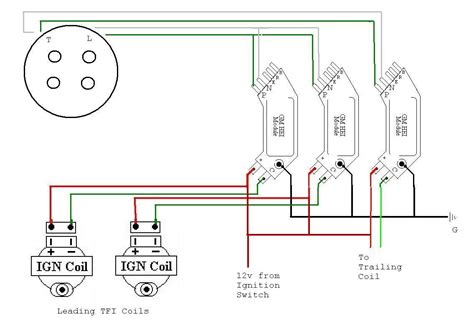 hei distributor diagram wiring diagram easy sle hei wiring diagram