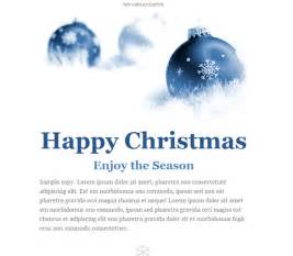 Email templates for new year 2013 amp christmas html email templates