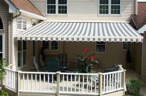 Sunsetters Retractable Awnings by Retractable Awnings And Shades Abc Windows And More
