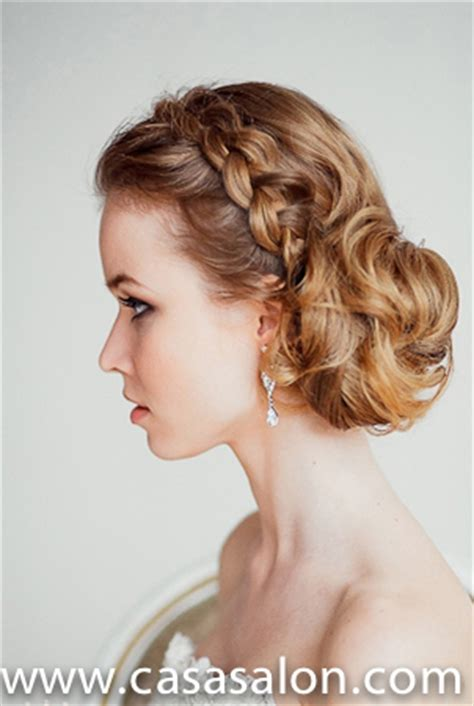 Wedding Hairstyles For Backless Dress by 2013 Summer And Fall Hair Collection From Casa Salon