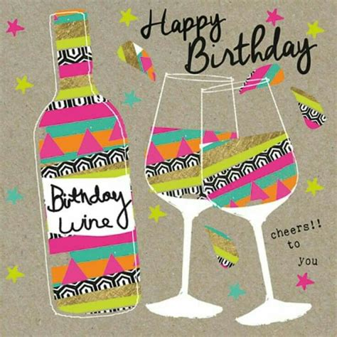 wine birthday wishes birthday wine birthday wishes pinterest wine