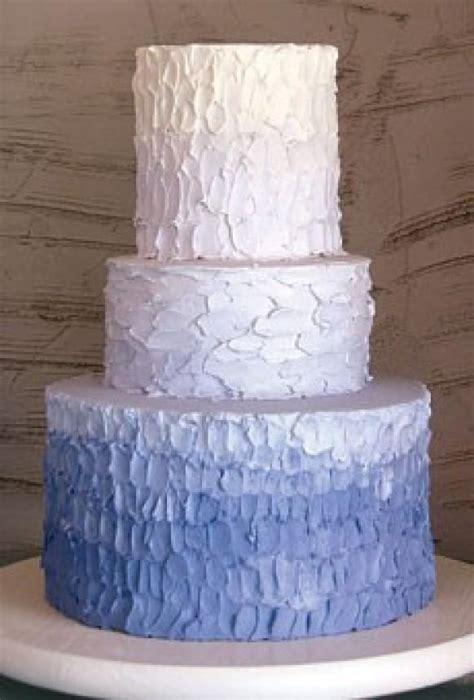 Hochzeitstorte Ombre by Textured Ombre Wedding Cake Hochzeitstorte Design