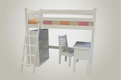 Bunk Beds For Teenagers Teen Loft Beds With Desk Home Improvement