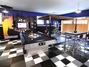 Inspirational celebrity man caves motor trend garage by closet