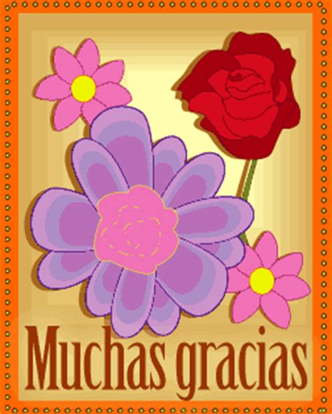 imagenes flores gracias im 225 genes con movimiento de gracias gifs de amor