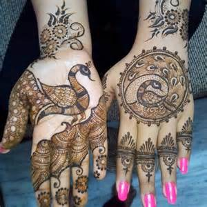 22 super classy and symbolic mehendi designs for your