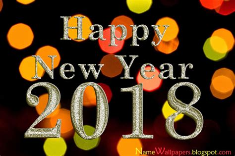 wallpaper 3d new 2017 happy new year 2018 wallpapers hd images pictures 2018