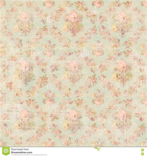 vintage style floral background with pink blooms royalty antique vintage style botanical pink floral roses