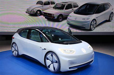 Volkswagen 2019 Electric volkswagen id electric car production date now set