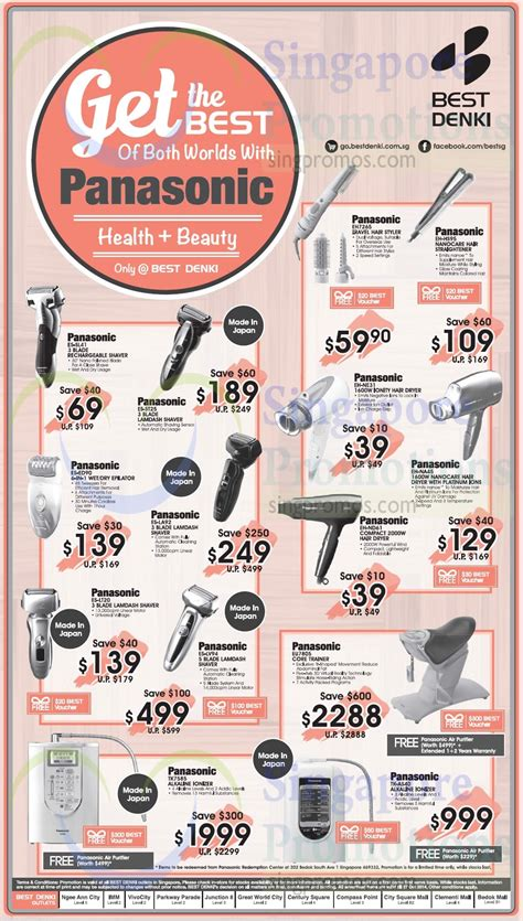 Best Denki Singapore Hair Dryer best denki tv appliances other electronics offers 24