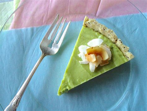 healthy fats candida avocado lime tart 187 the candida diet