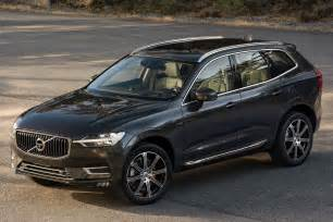Volvo Suv Xc60 Volvo Xc60 Suv Review Carbuyer 2017 2018 Cars Reviews