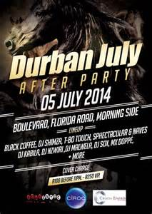 durban july 2016 after party ra durban july after party boulevard at boulevard
