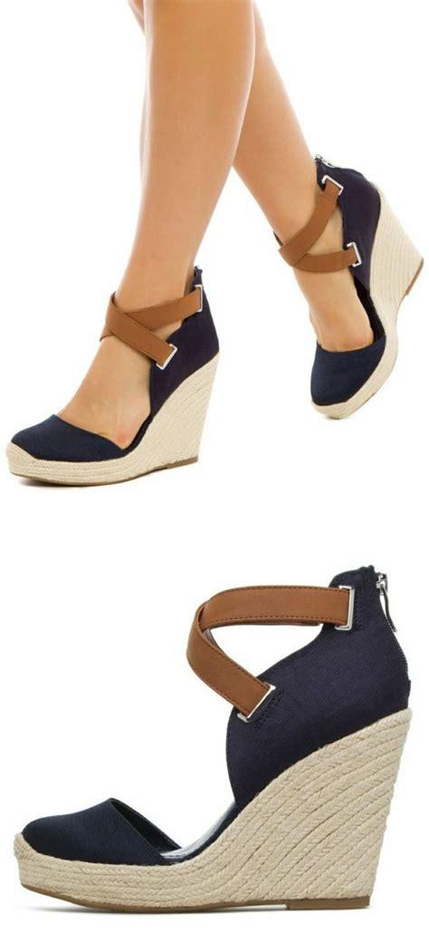 les chaussures compens 233 es un must pour la femme moderne archzine fr
